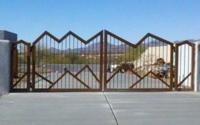 Driveway Gate | AG20