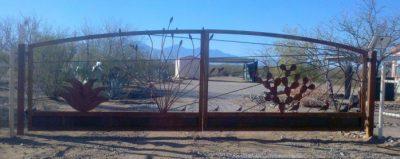 Driveway Gate | AG28