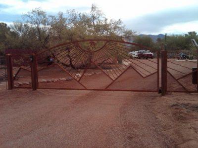 Driveway Gate | AG19