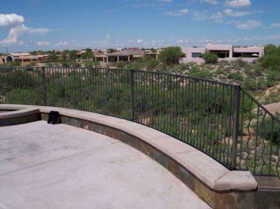 IF102-6 A/W Handrail