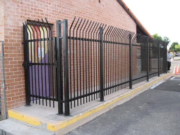 Security Fences 183 Affordable Fence Amp Gates