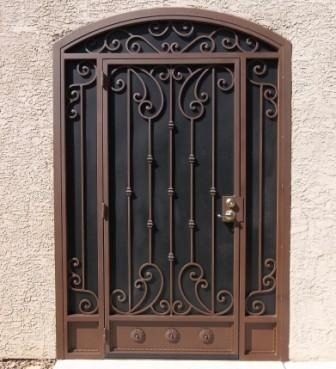 Ornamental Iron Enclosures 183 Affordable Fence Amp Gates