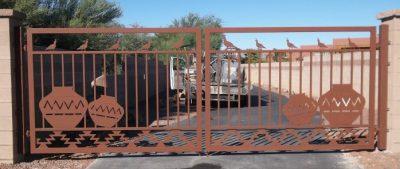 Driveway Gate   AG22