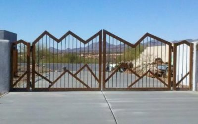 Driveway Gate   AG20