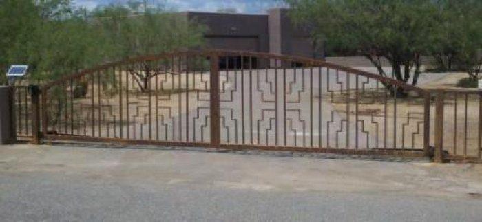 Driveway Gate | AG05