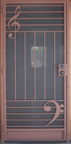Tucson Security Doors Amp Security Screen Doors Affordable