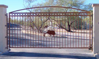 Driveway Gate | AG16