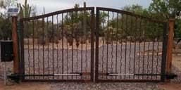 Driveway Gate | AG27