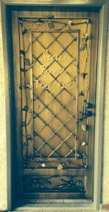 Security Door | Custom Built Security Door | Vineyard Design Security Door