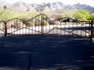 Driveway Gate   AG25