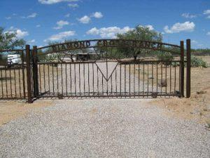 Driveway Gate | Custom Built Driveway Gate