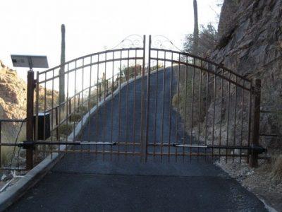 Driveway Gate   AG24