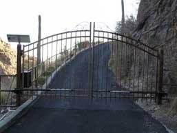 Driveway Gate | AG24