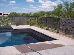 IF102-4 A/W Pool Fence