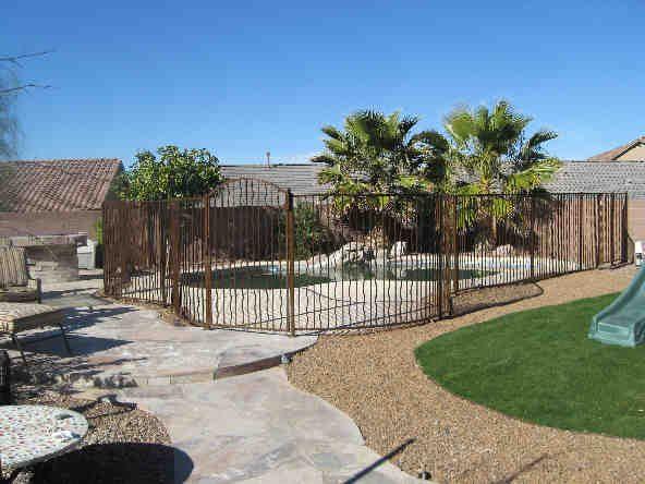 IF102-11 AW Pool Fence