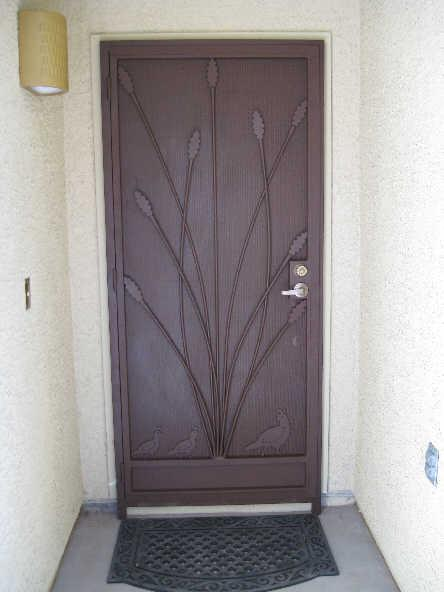 Security Doors Affordable Fence And Gates