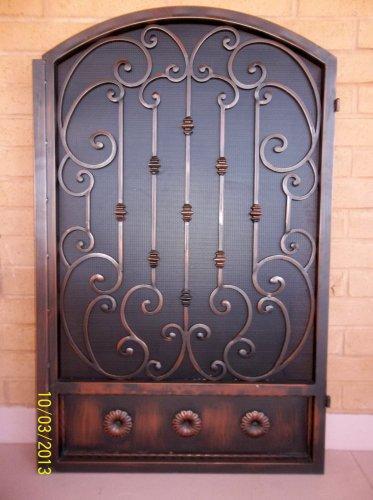 Ornamental Iron Gates Affordable Fence And Gates Tucson Az