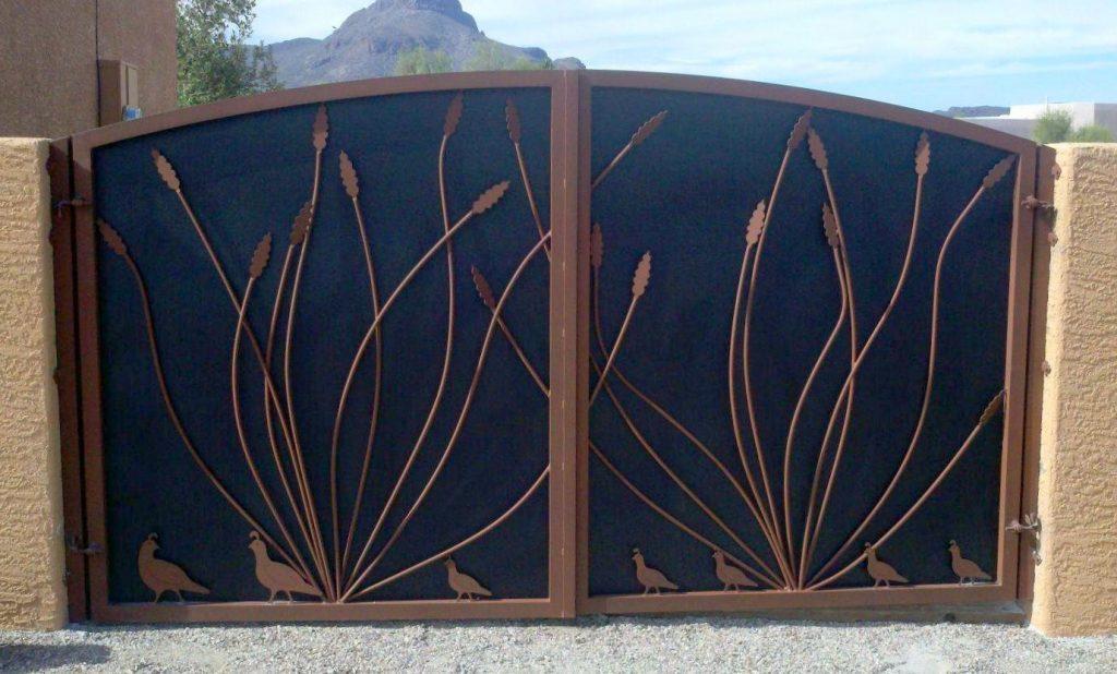 Wrought Iron Gates Ornamental Iron Gates Affordable