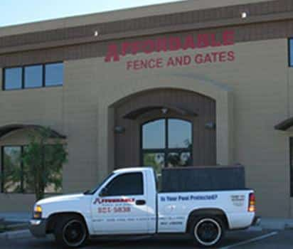 Tucson Wrought Iron Fence Contractor - Door Supplier - Pool Fence Contractor
