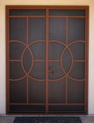 Security Door | SD1202-2