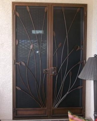 Security Door | SD204-2