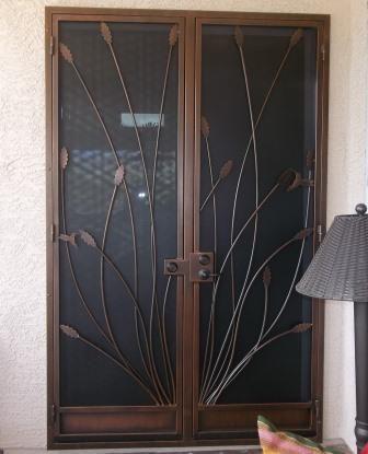 Security Door | SD204-2