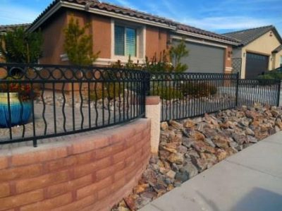 Ornamental Iron Fence | IF205-4