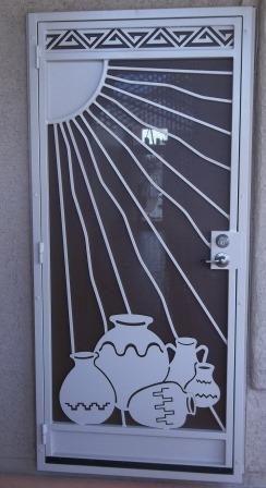Security Door | SD436
