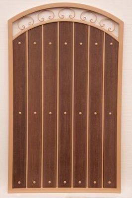 Iron Wood Gates 183 Affordable Fence Amp Gates
