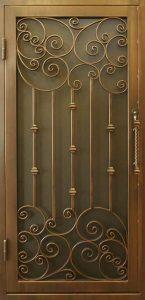 Security-Door-Custom-Built-Tuscan-Style