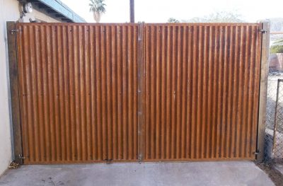 Corrugated Steel 253 CF