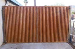 Corrugated Steel 253 CF