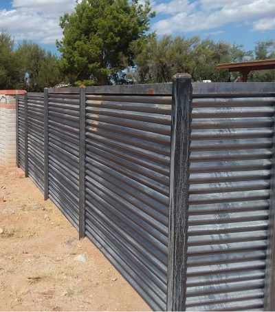 Corrugated Steel 255 CF