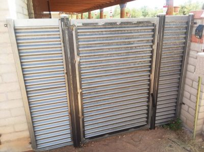 Corrugated Steel 256 CF