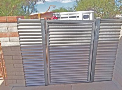 Corrugated Steel 257 CF