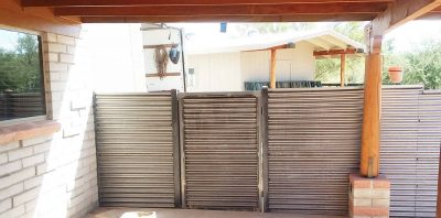 Corrugated Steel 258 CF