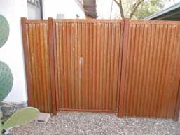 Corrugated Steel 261 CF