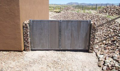 Corrugated Steel 269 CF