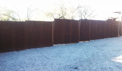 Corrugated Steel 270 CF