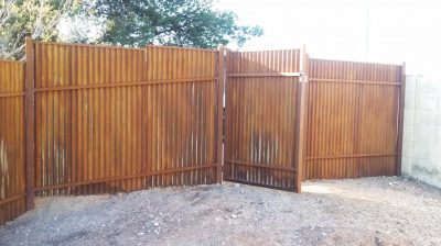 Corrugated Steel 271 CF