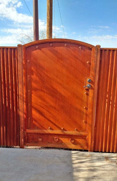 Corrugated Steel 275 CF