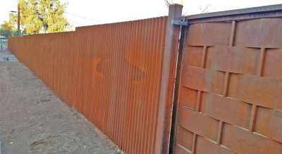 Corrugated Steel 278 CF