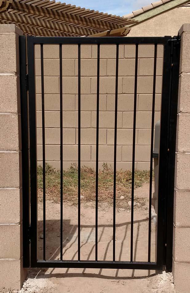 Economy Fence Amp Gates Affordable Fence And Gates