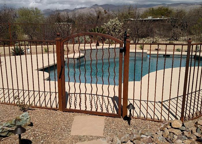 Affordable Fence and Gates - Wrought Iron | Affordable Fence