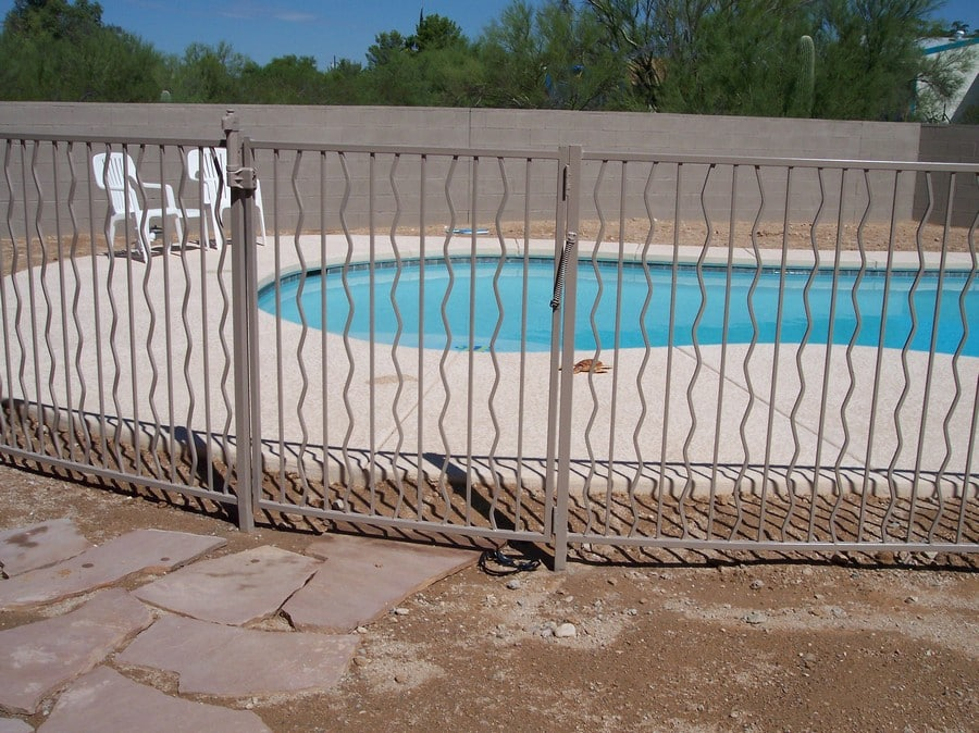 Tucson Pool Fence Contractor Affordable Fence And Gates